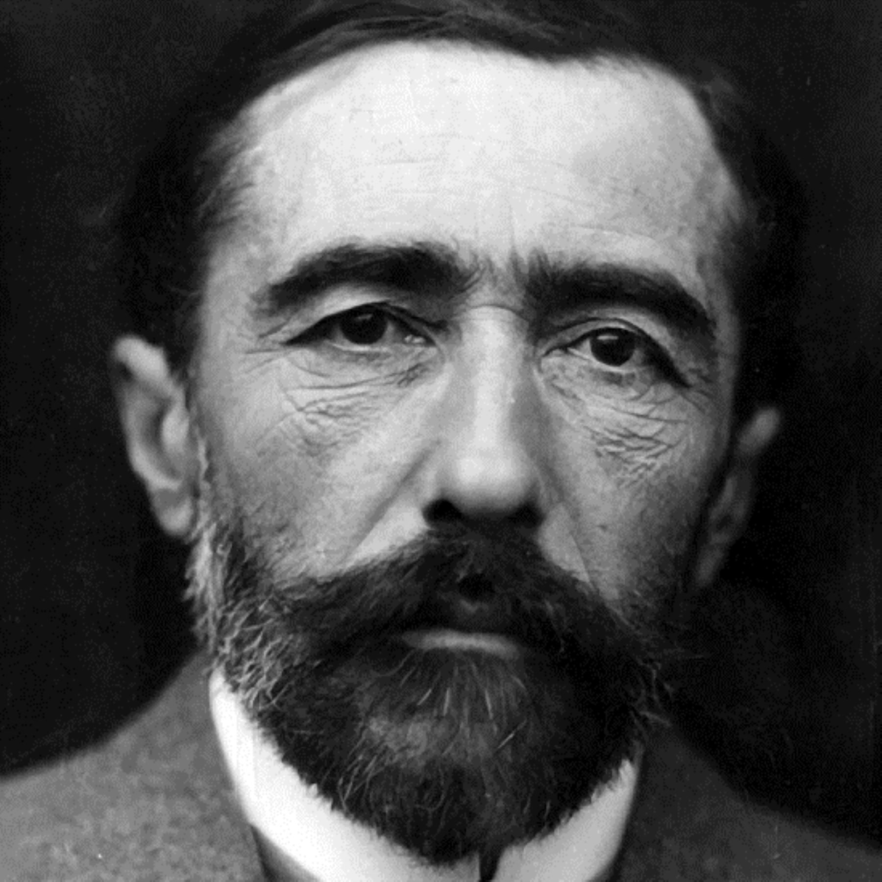 Escritor Joseph Conrad. INTERNET/Medios