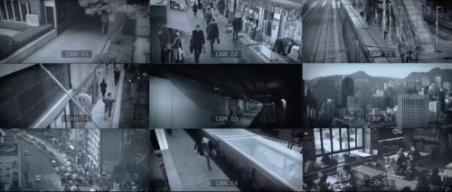 Escena de la película coreana Vigilancia extrema