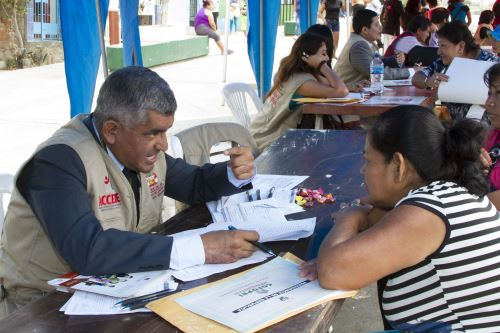 Víctimas de agresión sexual pueden obtener defensa legal gratuita en los ministerios de la Mujer y de Justicia. Foto: Andina/Difusión