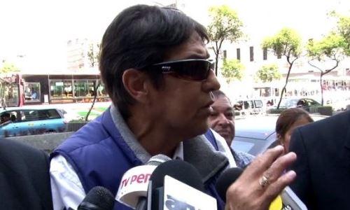 Martín Baca Leiva, padre biológico del menor maltratado por su padrastro en San Isidro.