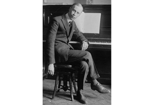 Compositor Sergei Sergeyevich Prokofiev. INTERNET/Medios