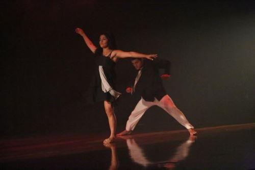 Espectáculo de danza con mensaje contra la violencia.