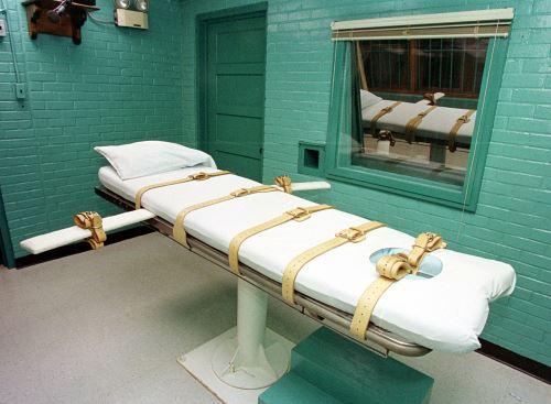 El uso de la inyección letal se encuentra en debate en la Corte Suprema de EEUU. Foto: AFP.