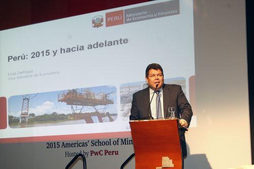 ANDINA/Héctor Vinces