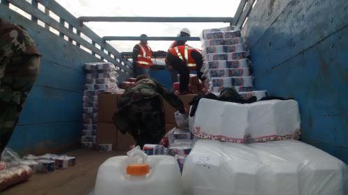 Sunat incautó nueve toneladas de ácido sulfúrico de procedencia ilegal