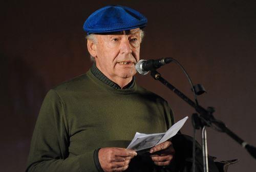 Escritor Eduardo Galeano. AFP