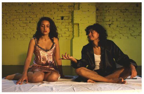 Escena de obra teatral