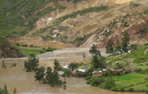 Aprueban proyecto que plantea descontaminación del río Mantaro.Foto:  ANDINA/archivo