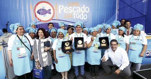 Sazón huancavelicana: cocineros de este departamento triunfan en concurso culinario