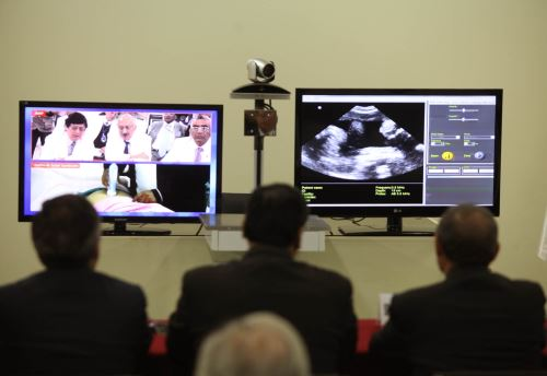 El convenio comprende capacitación al personal de salud de zona fronteriza de Loreto.