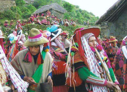 Expectativa en Cusco por la música tradicional de la comunidad Q'ero.