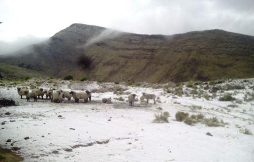 Senamhi: lluvias intensas en la sierra se prolongarán hasta este viernes 6