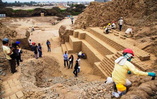 Trabajos de investigación arqueológica se ejecutarán en monumentos ubicados en Zaña.