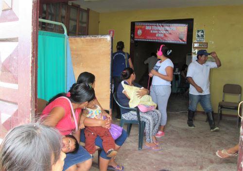 Con transferencia se mejorará infraestructura de los centros de salud de Arequipa.