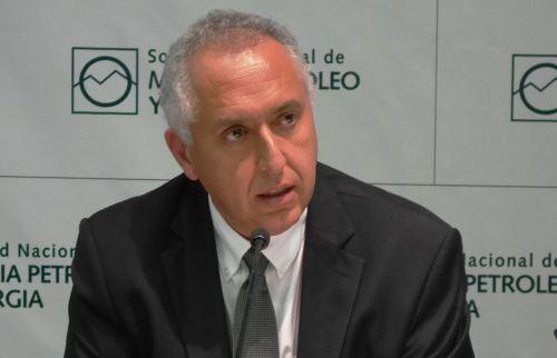 Presidente de la SNMPE, Luis Marchese