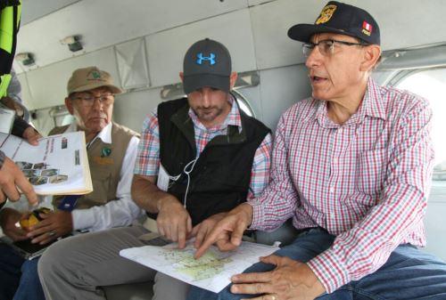 Martín Vizcarra juramenta hoy como presidente