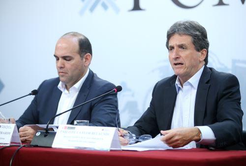 Consejo de Ministros aprobó Plan de Reconstrucción la semana pasada.