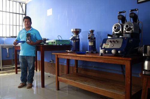 ExpoAmazónica café de Moyobamba