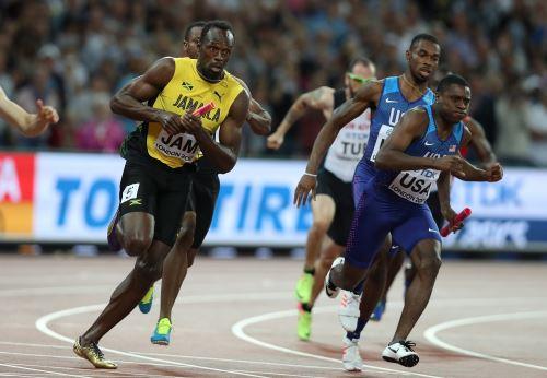 b0ece4394d Desde que el fenómeno jamaicano empezó ganando dos platas en el Mundial de  Osaka-2007, para un año después empezar su dominio absoluto de la velocidad  con ...