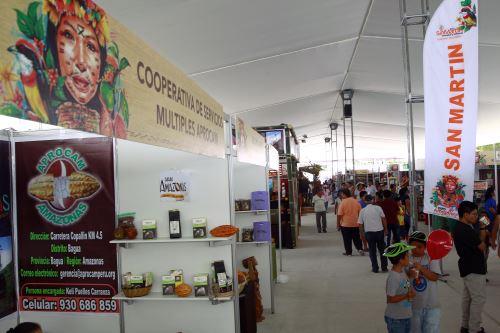 Sede de Expo Amazónica en Tarapoto se convertirá en Centro de Innovación Tecnológica.