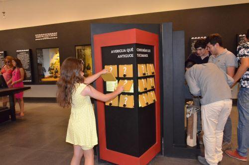 Museo de sitio de Túcume recupera su afluencia turística.