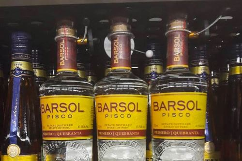 Peruvian pisco sold by retail giant Metro in Russia | News | ANDINA