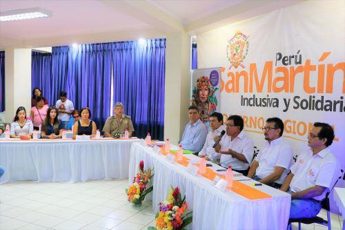 Autoridades de San Martín destacaron los objetivos alcanzados.