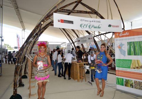 Feria Expo Amazónica de San Martín logró un importante movimiento económico.