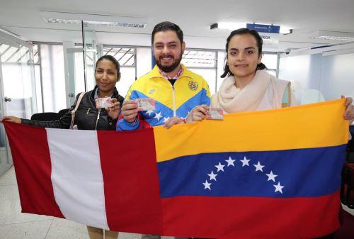 Habilitarán citas en línea para solicitar PTP — Venezolanos