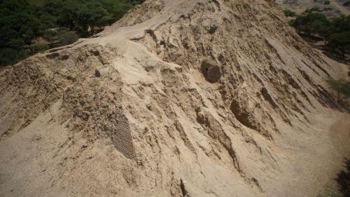 Trabajos se concentran en la huaca Los Gavilanes de Túcume.
