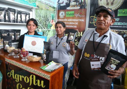 La producción de café es el mayor dinamizador de la economía de Villa Rica.