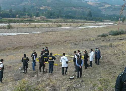 Un poblador de Urcos reportó hallazgo de cadáver del menor.