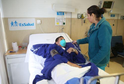 Trasplante de corazon en EsSalud