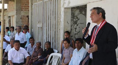 Gobernador regional de Piura, Reynaldo Hilbck