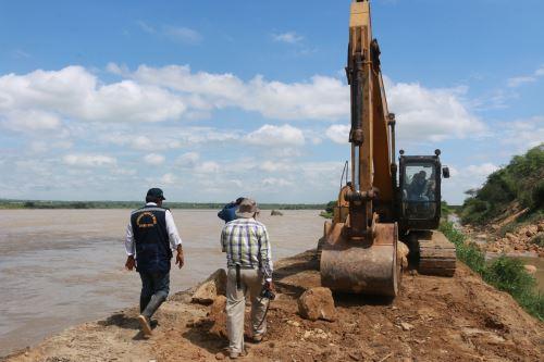 Trabajos de encauzamiento se iniciarán el martes 3 de octubre.