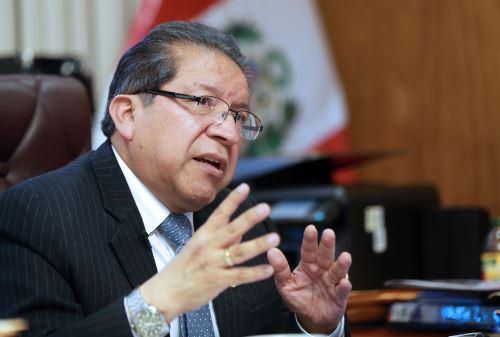 Fiscal de la Nación, Pablo Sánchez Velarde