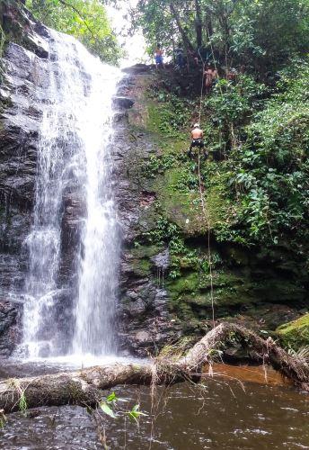 En la Amazonía existen diversos atractivos naturales.