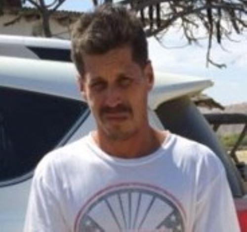 Danny Tadeo Salas La Torre fue detenido durante operativo policial.