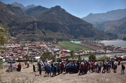 El Camino Inca unió importantes zonas de producción.