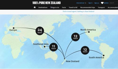gran descuento venta amplia gama precios grandiosos Perú-Nueva Zelanda: solicitarán intermediar a Cancillería ...