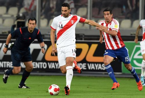 Pizarro es observado