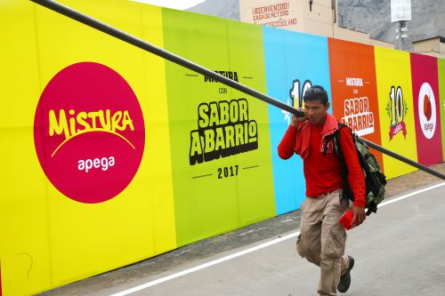 Mistura es la mayor fiesta gastronómica de América Latina.