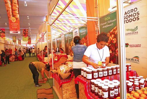 Mistura es la feria gastronómica más importante de América Latina.