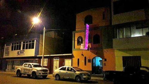 Juez es hallado muerto en hostal — Áncash