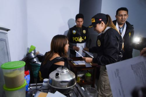 Desarticulan organización criminal Alianza del Valle, en Trujillo