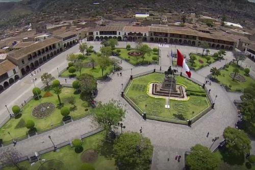 Se trabaja en la puesta en valor del centro histórico de Ayacucho.