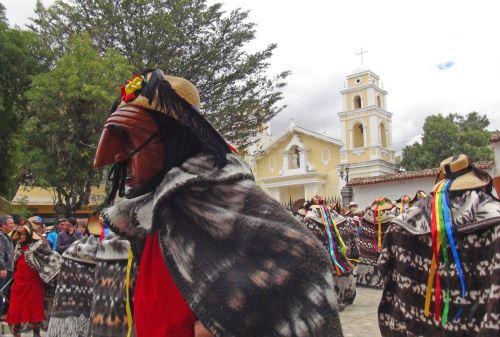 La Huaconada