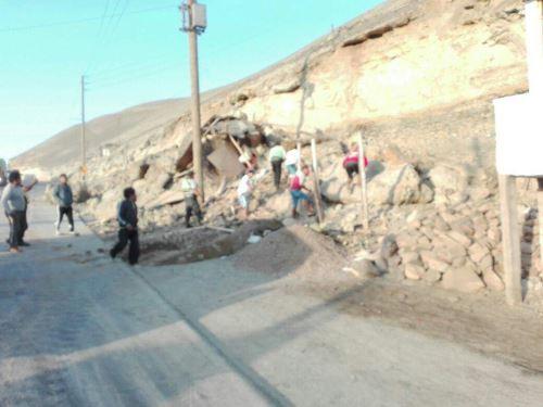 Arequipa: Se confirmó segundo fallecido por sismo