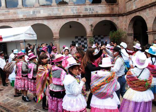 Con el Día de los Compadres Cusco celebra también el