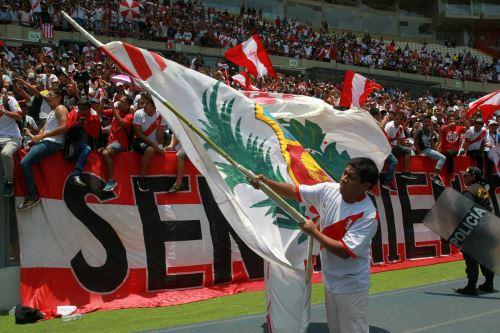 Despedida a Daniel Peredo en Estadio Nacional